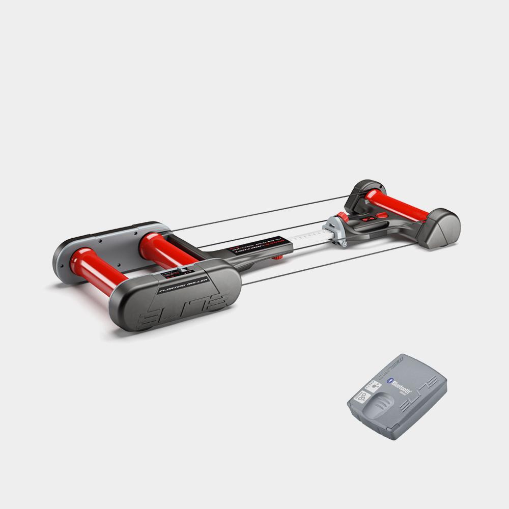 Cykelrulle Elite Quick-Motion / Sensor Misuro B+