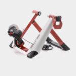 Cykeltrainer Elite Novo Force Deluxe Pack, rulle mot bakhjul