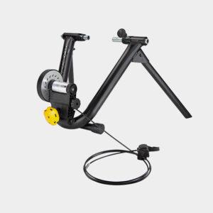 Cykeltrainer Saris Mag+, rulle mot bakhjul