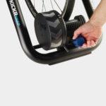Cykeltrainer Wahoo KICKR SNAP, rulle mot bakhjul