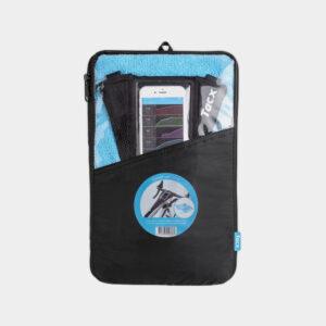 Svettskydd Tacx Sweat Set + smartphoneskydd + handduk